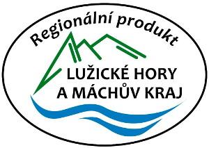 regionální produkt Lužických hor a Máchova kraje